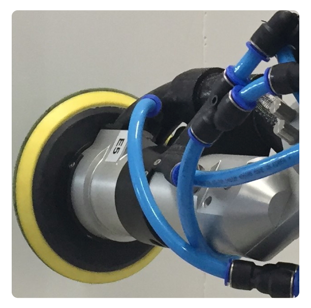 Solid Surface Robotic Sanding