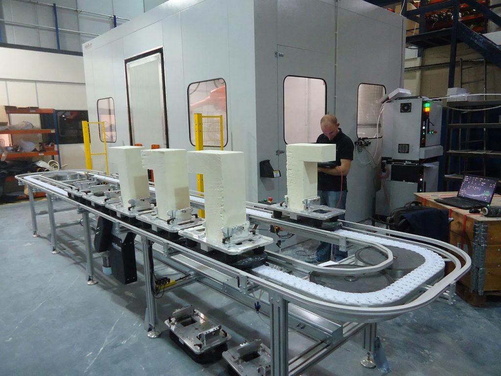 Ortis Enterprise – Production Line