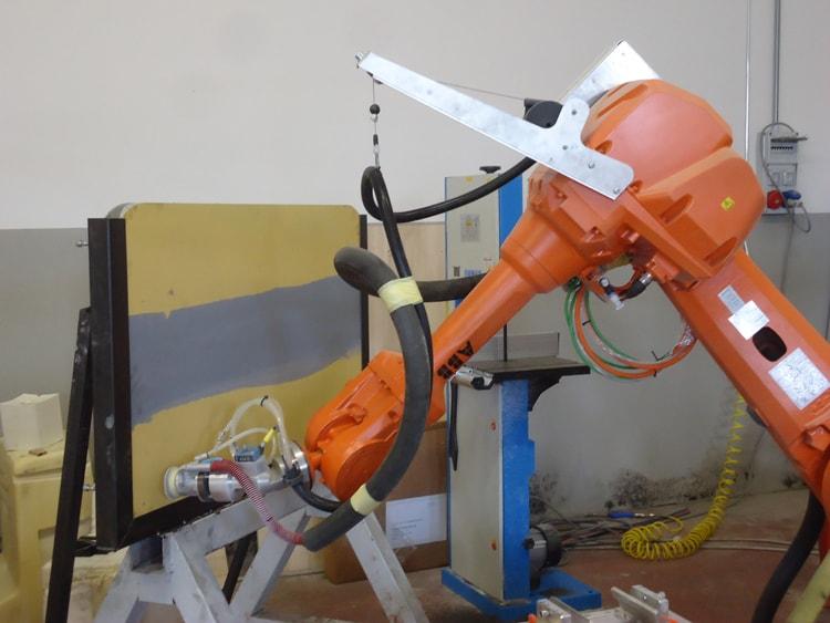 Robotic Sanding and Polishing
